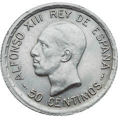 50 céntimos (1926) Madrid PC S - MBC