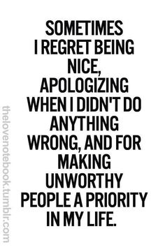 Unworthy!