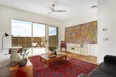 Huge rug and cool artwork  -         MOONEE PONDS, 3/79 Wilson Street