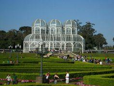 Jardim Botânico - Curitiba PR