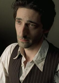 "Adrien Brody in ""The Pianist"", 2002"