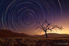 A Desert's Sky by Joerg Bonner | Earth Shots