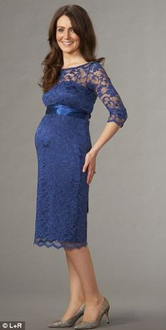 Maternity Fashion- perfect as a wedding guest