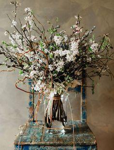 wild branch bouquet