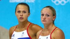 """Diving: Team GB's European champions Tonia Couch and Sarah Barrow say they have """"no regrets"""" after finishing fifth in the synchronised diving 10m platform final."""