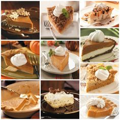 Top 10 Pumpkin Pie Recipes from Taste of Home