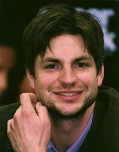Oh Fucking My... Gale Harold!