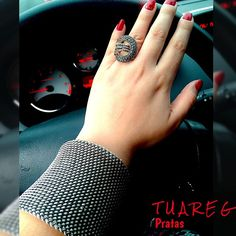 Apaixonada por esse bracelete inteirinho de Prata da #tuaregpratas !! O que acharam?