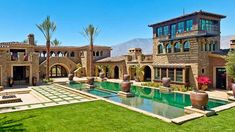 (1797) YouTube Luxury Houses, Mansions, House Styles, Youtube, Home Decor, Decoration Home, Manor Houses, Room Decor, Luxurious Homes
