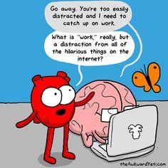 Have you seen The Awkward Yeti comics yet?