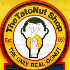 Drove to Tatonut Donut Shop but they were sold out of Tatonut donuts! So I tried a Katrina Piece Instead. What is a Katrina Piece? Ocean Springs Mississippi, Mini Vacation, Donut Shop, How To Take Photos, Donuts, Coastal, Road Trip, Ms, Doughnut