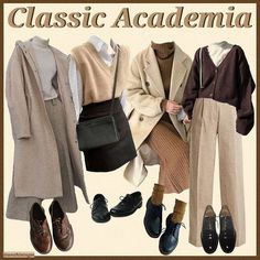 Mode Outfits, Retro Outfits, Vintage Outfits, Fashion Outfits, Womens Fashion, Fashion Trends, Mode Ootd, Mode Hijab, Aesthetic Fashion