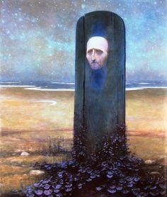 allegorys:  Zdzislaw Beksinski