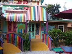 bubble room Sanibel Island. #rideolorfully.