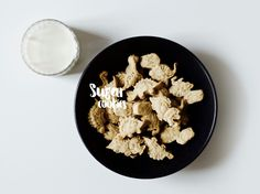 Sugar Free Recipes, Vegan Recipes, Raw Vegan, Decorative Plates, Gluten Free, Cookies, Glutenfree, Crack Crackers, Vegane Rezepte