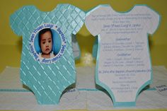 CRAFT INVITES for Baby Shower, Baptismal / Christening , Birthday for order and inquiry please do comment or contact me at leslie : +639278570959 / +639237414843
