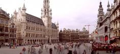 The Grand Place|© Wiki Commons