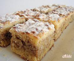 Ovo je divna prhka pita koja zbog punjenja ukusom podseća na Gourmet Recipes, Baking Recipes, Sweet Recipes, Dessert Recipes, Torte Recepti, Kolaci I Torte, Croation Recipes, Bosnian Recipes, Macedonian Food