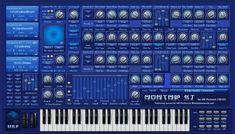 Free VST instruments & synthesizer software - VST Plugins - Page 28 Music Recording Studio, Audio Studio, Fx Sound, Freeware Software, Old Musical Instruments, Analog Synth, Instrument Sounds, Music Software, Recorder Music