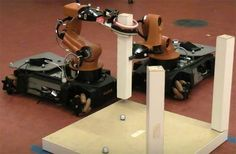 Your Lack table from IKEA giving you trouble? Luckily Massachusetts Institute of Technology is there for you: 'MIT Robots Can Assemble Your IKEA Furniture For You'
