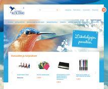 Suomen Kolibri Oy Projektina: WordPress WooCommerce Verkkokauppa/kotisivut perustuen valmiiseen ulkoasuun. Osana projektia tuotteiden importtaus vanhasta verkkokauppa-alustasta.