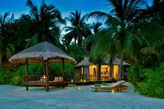 Último super capricho viajero del año: refugiarte en una isla casi privada de las Maldivas