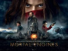 Sf Movies, Movies Online, Imdb Movies, Mortal Engines, George Lucas, Old London, Universal Pictures, King Kong, The Hobbit