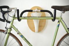Hunting Trophies Bicycle Racks 3 Trophée vélo le designer Andreas Schieger