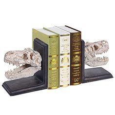WELLAND Dinosaur Bookends Pair, 7-inch WELLAND https://www.amazon.com/dp/B016EXT5XO/ref=cm_sw_r_pi_dp_x_tLlMyb485CJDT