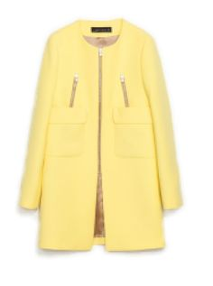 Don't catch a cold on Easter Day thank to this Jacket by Topshop you can buy directly on Wishi where you can get advice on what to wear for upcoming events and also find many featured items from your favorite brands matching with what your looking for!