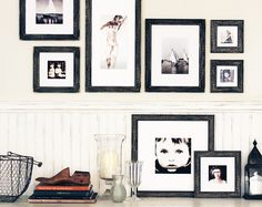 Ivy Frames with our great looking mattes Colorful Picture Frames, Handmade Picture Frames, Wall Groupings, Gallery Wall, Display, Cornice, Fun, Pictures, Collage