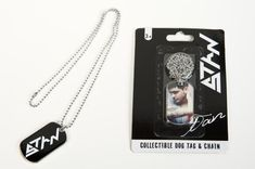 The accessories collection ‹ STAN Dog Tags, Dog Tag Necklace, Chain, Accessories, Collection, Jewelry, Jewlery, Jewerly, Necklaces