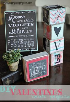 Poppyseed projects - a cute craft store