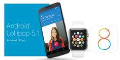 Android 5.1 Lollipop and iOS 8.2: Latest Operating Systems