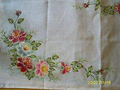 Pintura em tecido Pintura em tecido