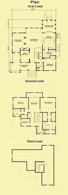 southern living house plans two story floor plans coastal home plans