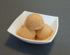 Sorbetto all'albicocca Gelato, Ice Cream, Desserts, Blog, No Churn Ice Cream, Tailgate Desserts, Deserts, Icecream Craft, Postres