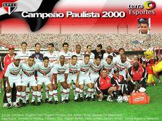 SPFC - Campeão Paulista 2000