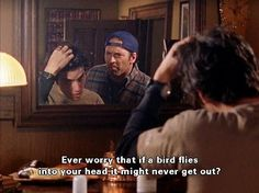 "On fashion: | 21 Of Luke Danes' Best Lines On ""Gilmore Girls"""