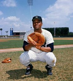 New York Yankees Elston Howard