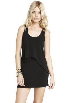 Contrast-Strap Dress | BCBGeneration