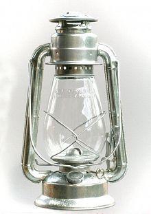 Electric Lantern Table Lamps: The 'Little Champ' Electric Lantern