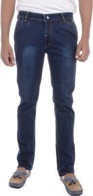 Moladz Regular Fit Fit Men's Jeans - Buy Navy Moladz Regular Fit Fit Men's Jeans Online at Best Prices in India | Flipkart.com