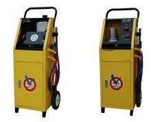 engine cooling system flush machine  engine lubricating oil system flush machine