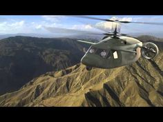 AVX Aircraft Coaxial Compound Helicopter for US Army JMR/FVL - YouTube