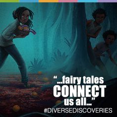 We sat down with Tracey Baptiste, author of THE JUMBIES, to talk about fairy tales, spooky creatures, and how stories unite the world.  #DiverseDiscoveries #JNBlog #Video #Author #WNDB
