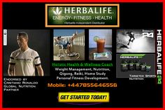Herbalife – Endorsed by professional athletes & champions! Used by every day people around the world! It's not just for weight loss.