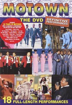 Motown: The DVD