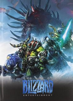 The Art of Blizzard Entertainment by Nick Carpenter