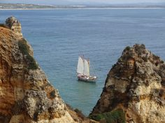 The Cabo de Sao Vicente. Cape Saint-Vincent is the most south westerly point in Portugal. Saint Vincent, Algarve, Lisbon, Cabo, Portugal, Water, Outdoor, Gripe Water, Outdoors